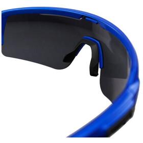 BBB Commander BSG-61 Sportbrille metall blau